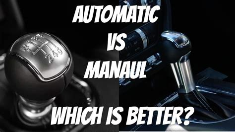 Mustang Automatic Vs Manual Transmission by 2018 Mustang 10 Speed Automatic Vs 6 Speed Manual