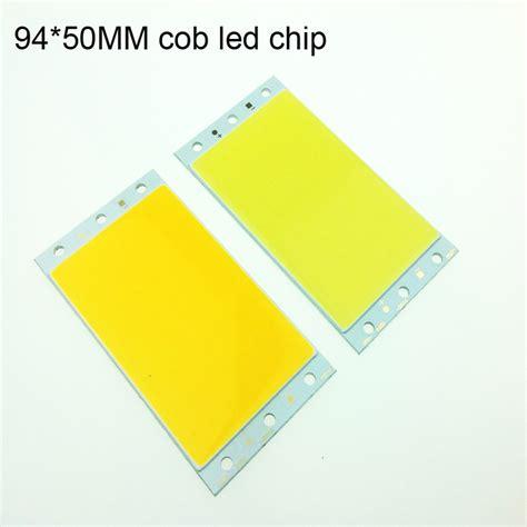 Promo Hpl 10w Cob High Power Led 10 Watt Chips On Board Warm White 1 high quality 12 14v rectangle cob led chip 10w warm