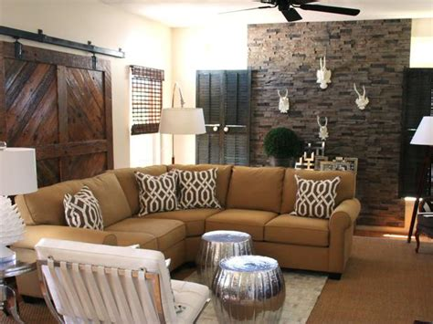 rustic chic living room gnewsinfo