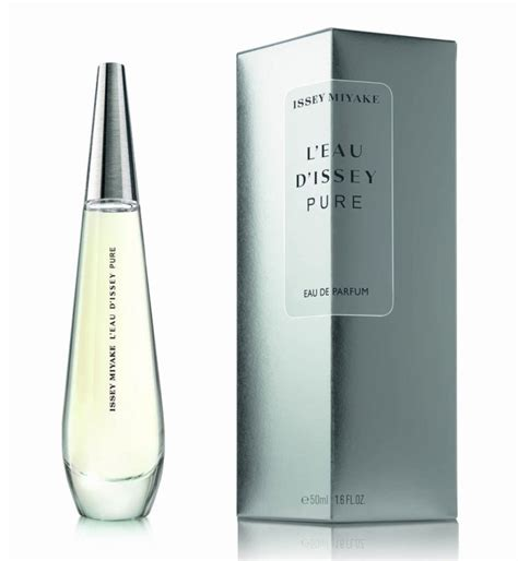 Pura Femme l eau d issey issey miyake perfume a new fragrance
