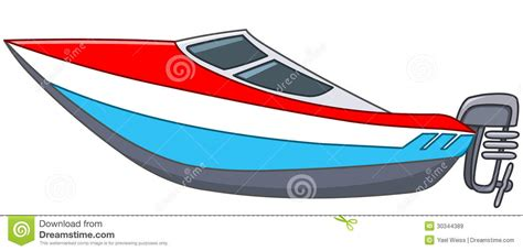 boat cartoon marine cartoon motorboat stock vector illustration of ocean