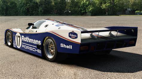 Porsche 962c by Bsimracing