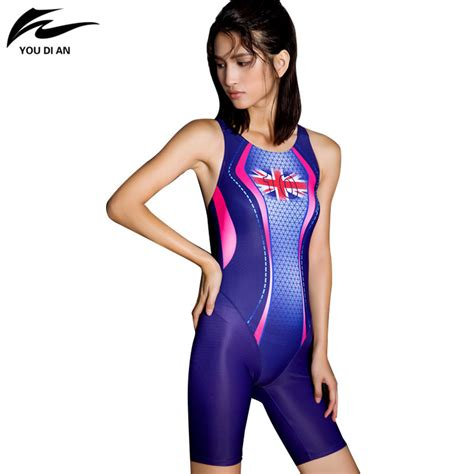 aliexpress competitor swimsuits competitive swimming suits girls racing swimwear