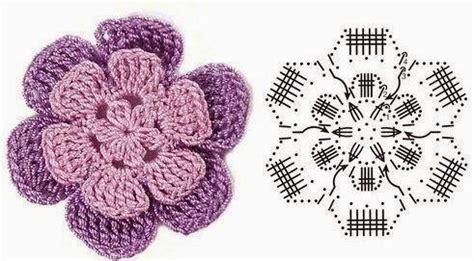 come si fanno i fiori all uncinetto mini motif fiori a crochet paciuga brega e imbelina