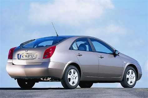Nissan Primera 2004 Review Nissan Primera 2004 Reviews Prices Ratings With