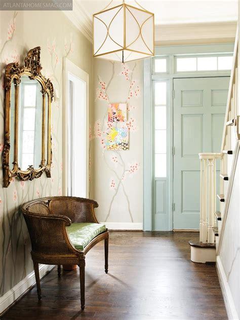 green wallpaper hallway 21 best images about exterior paint colors on pinterest