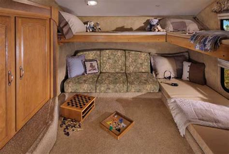 Fifth Wheel With Bunk Beds Bunkhouse Fifth Wheel Clipart Collection