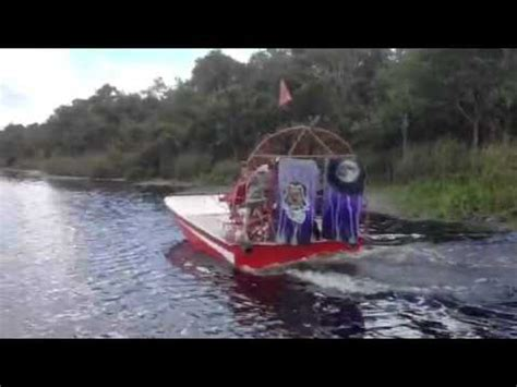 airboat drive system ox drive with clutch option youtube