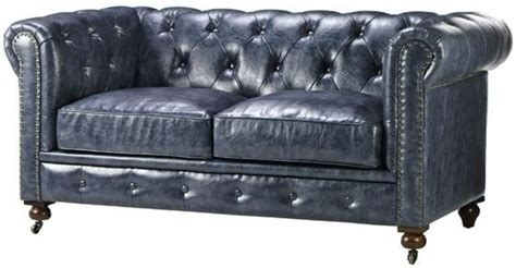 Gordon Tufted Ottoman Gordon Tufted Seat Also Sofa Chair And Ottoman Available Blue Brown Black This