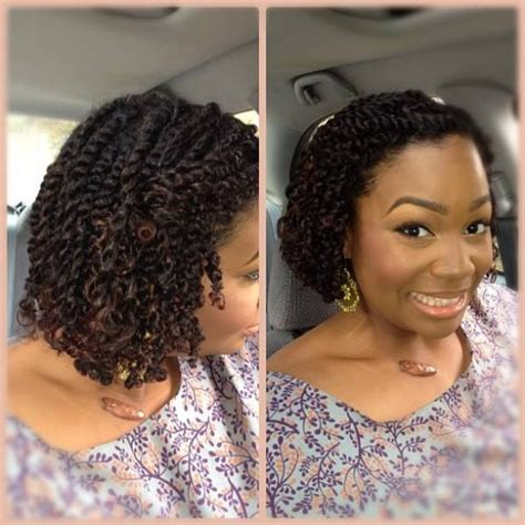 short senegelese twist hairstyle what are kinky twists kinky twists are a fun two stranded