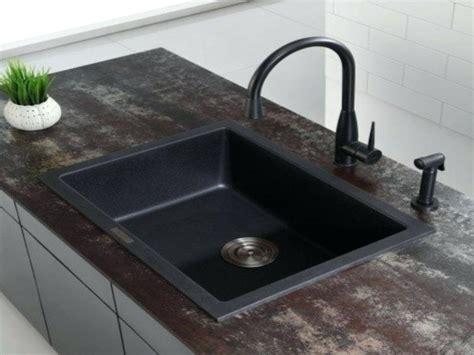 franke granite sink reviews black granite kitchen sink meetly co