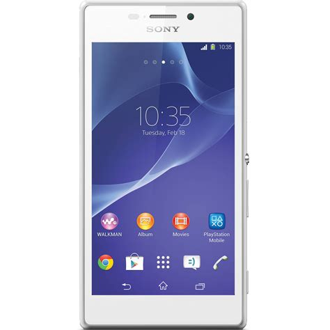 Hp Sony Xperia M2 D2305 sony xperia m2 d2305 8gb smartphone unlocked white