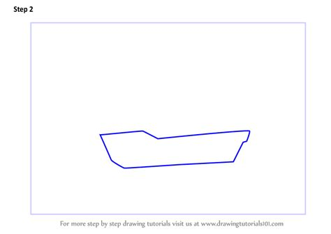 how to draw a boat on a lake learn how to draw ship on lake boats and ships step by