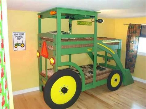 john deere tractor bunk bed john deer green tractor bunk bed cute for boys farm