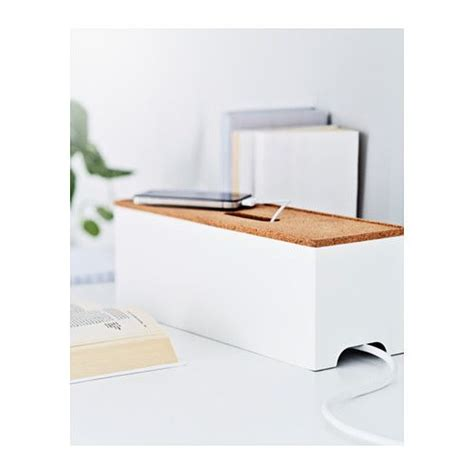 ikea phone charger basket 25 best ideas about cable management box on