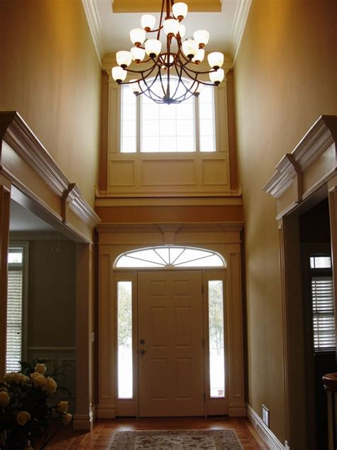 2 Story Foyer Decorating Ideas by 2 Story Foyer Design Pictures Remodel Decor And Ideas