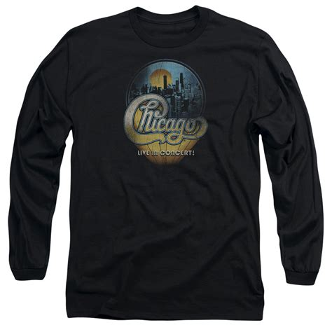 Hoodie Fame Chicago Zc chicago shirt live sleeve black t shirt chicago