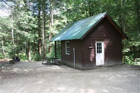 Cricket Cabins by Vermont State Parks Interactive