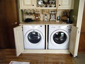 Washer And Dryer Cabinets by Pinterest The World S Catalog Of Ideas