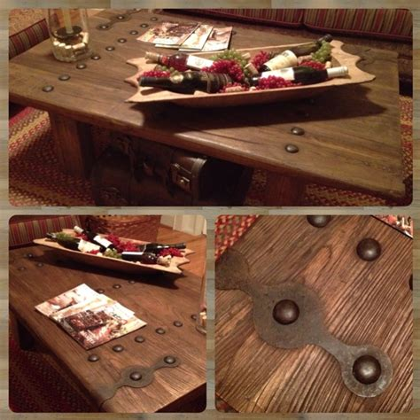 Hastings Reclaimed Wood Coffee Table 1000 Images About For The Home On