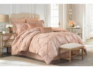vince camuto rose gold comforter set king shipped free