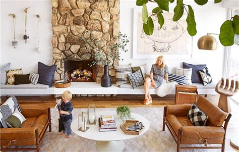 emily henderson coffee table design crush emily henderson s casual cool californian