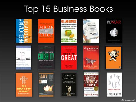 Free To Read Mba Books by 15 Books Anyone Starting Or Running A Business Should Read