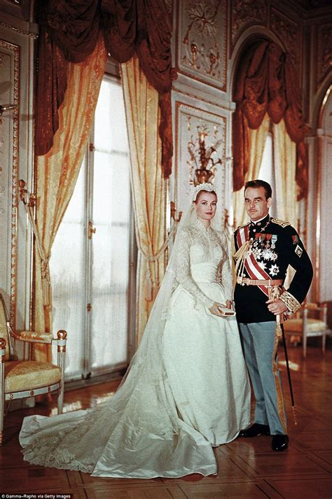 Grace On Marriage By Of grace s wedding to to prince rainier of monaco is