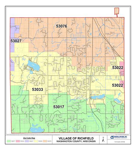 Wisconsin Search Free Map Of Wisconsin Zip Codes Zip Code Map