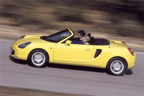 2000 toyota mr2 roadster toyota mr2 roadster 2000 2008 used car review car review rac drive