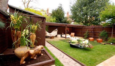 modern backyard brilliant backyard ideas big and small
