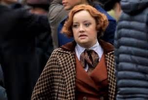 lucy davis as etta candy lucy davis as etta candy in wonder woman the mary sue