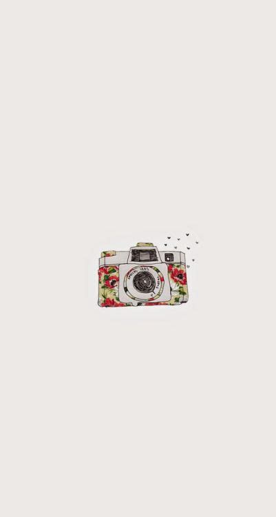camera wallpaper for android floral camera find more fashionable wallpapers for your