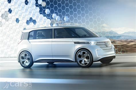 volkswagen electric concept volkswagen budd e concept photos cars uk