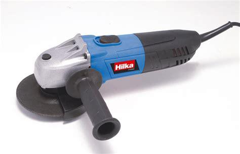 hilka bench grinder hilka 600w 115mm angle grinder review