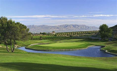 golf in la golf la finca algorfa alicante golf course information