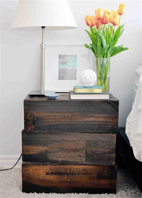 creative nightstand ideas 60 diy bedroom nightstand ideas ultimate home ideas