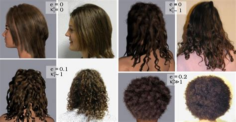 different shapes for natural hair different natural hair types hairstylegalleries com