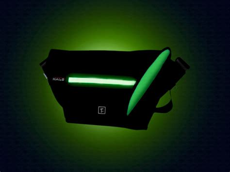 Kartu Halo Kick 100 150 halo zero led messenger bag by vincent pilot ng kickstarter