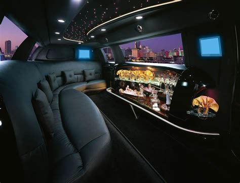Limo Interior sports cars limousine interior photos