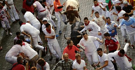 Running With The Bulls plona running of the bulls www imgkid the image
