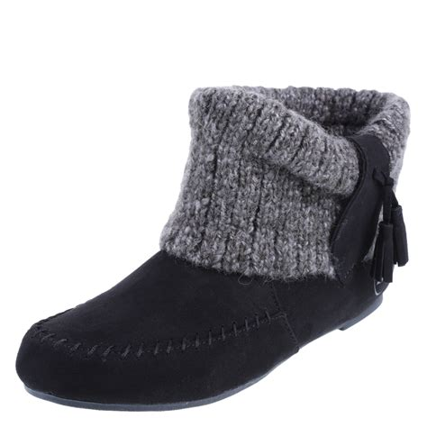 Sweater Airwalk Airwalk S Cocoon Sweater Bootie Shoes Ebay