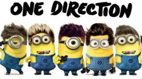 Minions De One Direction Imagines | one direction minions pictures www imgkid com the