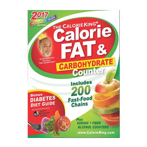 the calorieking calorie carbohydrate counter 2018 books the calorieking calorie carbohydrate counter 2017