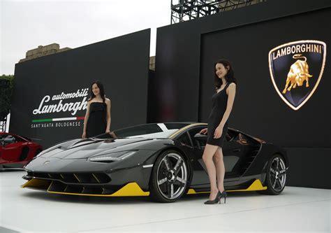 Lamborghini For A Day Lamborghini Day At Tokyo Autoblog 日本版