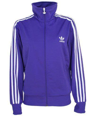 adidas firebird s track jacket blast purple