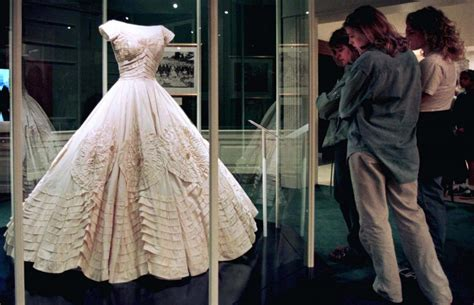 Jackie Kennedy Wedding Gown by Black History Month Important Black Fashion Designers