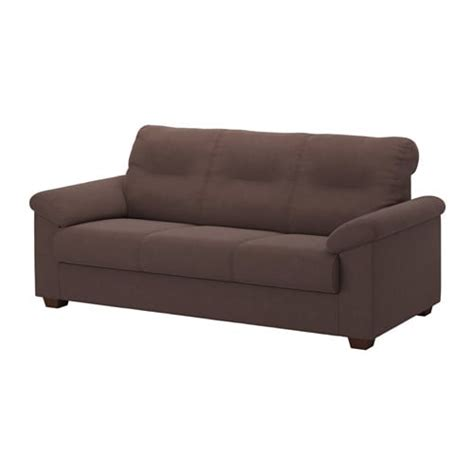 sofa 78 inches wide knislinge sofa samsta brown ikea