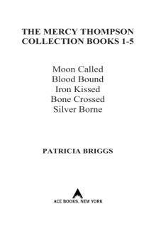 Patricia Briggs Mercy Thompson: Hopcross Jilly (Patricia