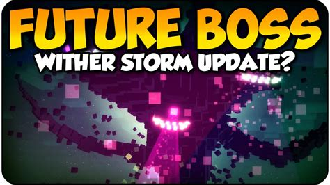 Update On The Story by Minecraft Future Update Minecraft Story Mode Wither